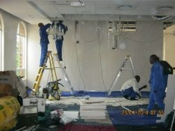 Dry Walling Projects